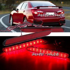 Image Is Loading For Toyota Camry Rear Led Fog Lamp