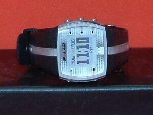 Pre-Owned-Men-s-Polar-FT7-Black-Digital-Watch