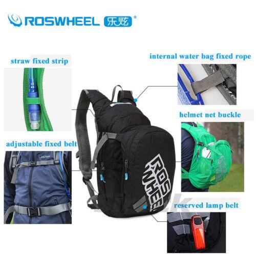 Water Bladder Holder Bag 2L Roswheel Mountain Bike Cycling Hydration Backpack