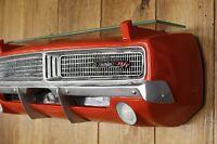 1969 Dodge Charger Car Wall Decor Shelf - Man Cave Furniture