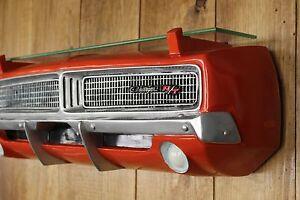 Image Is Loading 1969 Dodge Charger Car Wall Decor Shelf Man