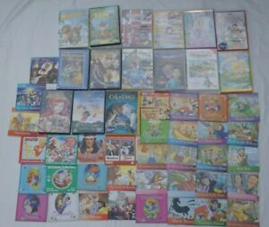 Kids-cartoons-DVD-bundle-x50