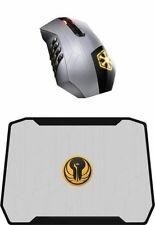 Razer SWTOR Star Wars: The Old Republic Gaming Mouse and Mouse Mat