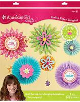 American Girl Pretty Paper Danglers Kit Ek Sucess