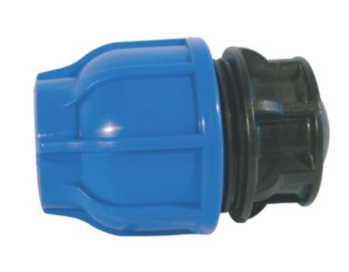 5 Bouchons Ø 63mm 35BF006300F Raccord Compression Polyéthylène Arrosage
