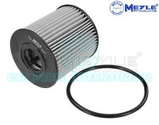 Meyle Oil Filter, Filter Insert with seal 714 322 0011