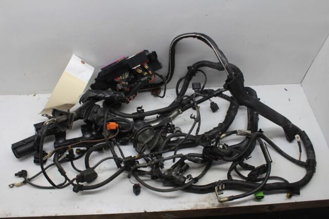 Wire Harness  Eng  Audi A5 13