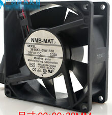 NMB 3615KL-09W-B76  90*90*38mm 50V 0.60A 3wire