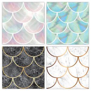 Vintage Tile Stickers Transfers S, Bathroom Tile Decals Uk