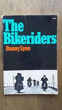 Danny Lyon – The Bikeriders (1st/1st USA Macmillan 1968) Roth 101 Parr Badger