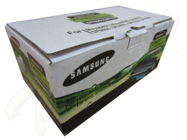 original Samsung SF6061DRTD Toner Black für SF6000 SF6100 neu A-Ware