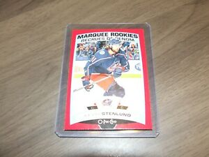 2019-20-O-Pee-Chee-Red-Border-Redemption-rookies-503-kevin-stenlund
