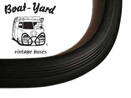 """VW Vitre Arrière Seal for early /""""petite fenêtre/"""" Partagé Camper Type 2 Bus Van"""