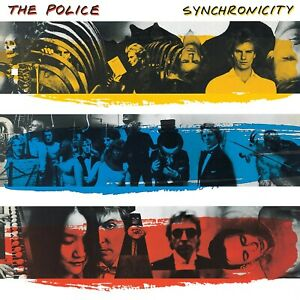 Police-SYNCHRONICITY-180g-LIMITED-New-Sealed-Black-Vinyl-Record-LP