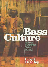 Bass Culture: When Reggae Was King, 0140237631, New Book