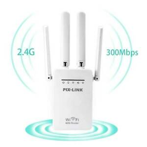 300Mbps-Wifi-Wireless-Repeater-Router-Range-Extender-Signal-Network-Booster-WPS