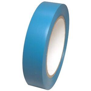 SPVC 1 roll Sky Blue Vinyl Tape 1 inch x 36 yd