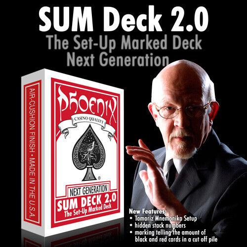 Zauberartikel & -tricks by Roy Johnson Phoenix SUM Deck 2.0