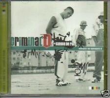 (767W) Criminal D+Gangue de Rua, O Conteudo do Sist- CD