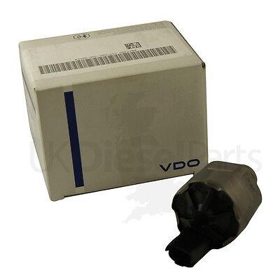 VDO válvula de presión de combustible Citroen C2 C3 C4 C5 Peugeot 1007 193341 X39800300005Z