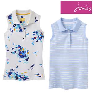 7e2f26270 Joules Cheeky Ladies Sleeveless Polo Shirt (W) **FREE UK Shipping ...