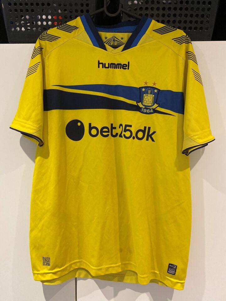 Fodboldtrøje, Brøndbytrøje , Hummel