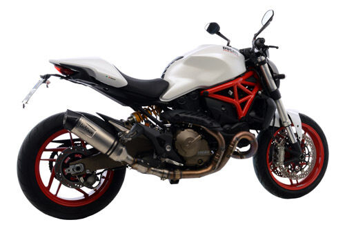 14133E SILENCIADOR ESCAPE LEOVINCE LV ONE DUCATI MONSTER 821 INOX 2014>16