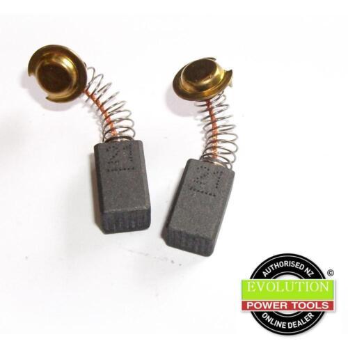 Spazzole in Carbonio Per ERBAUER ERB238msw ORIGINALE D28