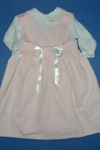 Girls 2pc Spring Summer Dresses Petit Ami 18M