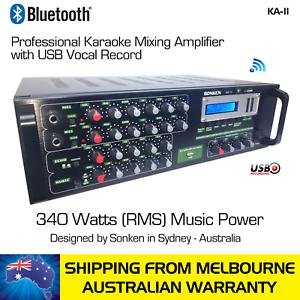 SONKEN-KA-11-KARAOKE-MIXING-AMPLIFIER-340-WATTS-BLUETOOTH-AND-USB-RECORDING