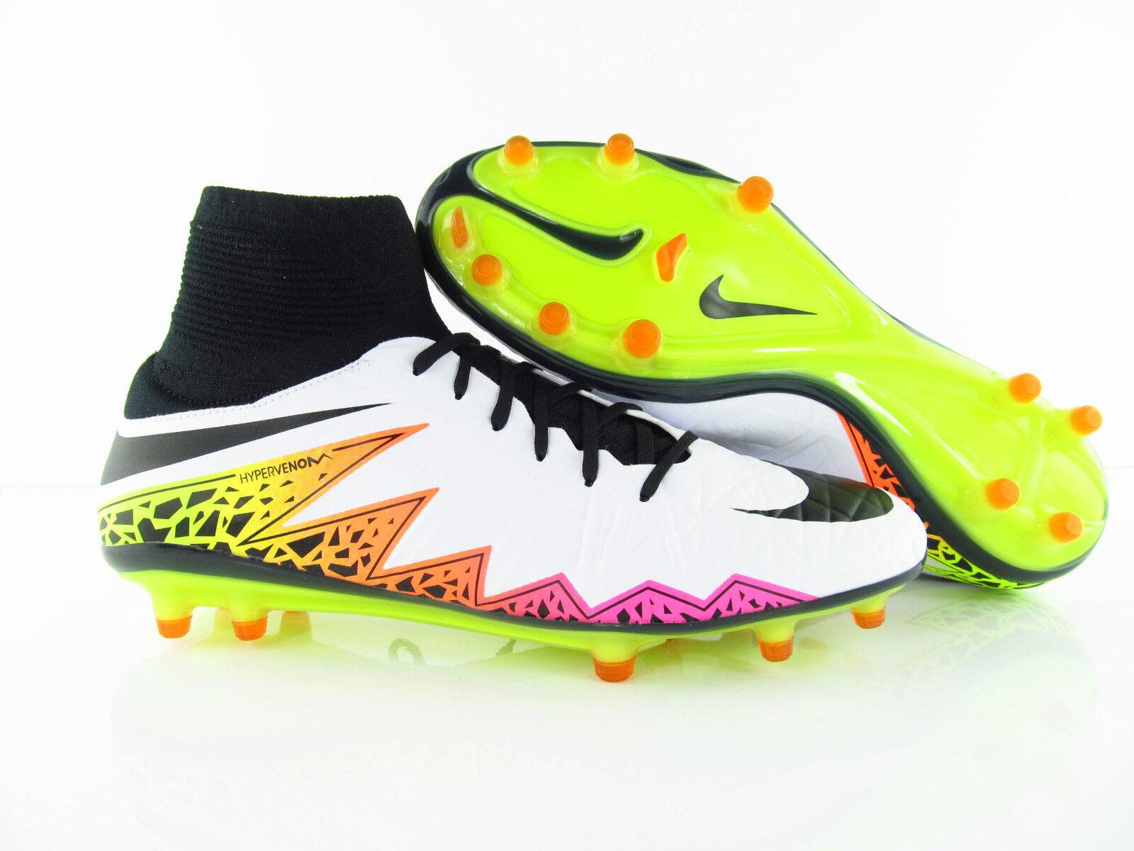 Nike hypervenom phatal II df FG fútbol soccer us_9 10 12 eur_42.5 44 46