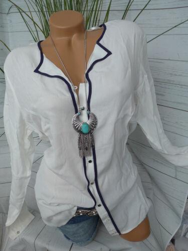 Creme Weiß Ton NEU Sheego Viskose Bluse Shirt Gr 221 40-58 weich fallend