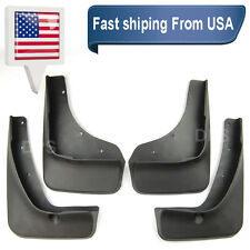 OE Front Rear set 4 Pcs Fender Splash Mud Guards Flaps For 13-16 Mazda CX-5