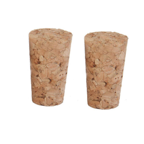 5//10pcs New Wine Bottle Tapered Corks Stoppers Bungs