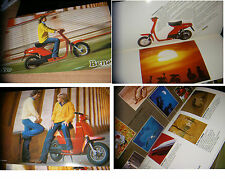 benelli S 50 1981  ( brochure- prospekt - depliant )