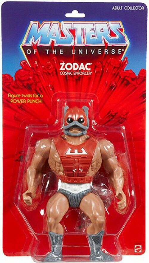 Maîtres de l'Univers ZODAC Exclusive géants Action Figure