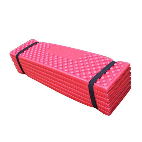 Ultralight Foam Camping Mat Folding Beach Tent Sleeping Pad Waterproof Mattress/>