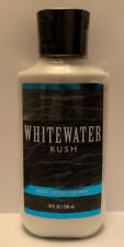 Bath & Body Works Whitewater Rush for Men Lotion Hand Cream Large 8oz