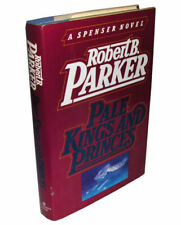 Spenser Ser.: Pale Kings and Princes by Robert Parker (1987, Hardcover)