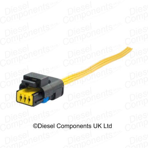 Pressure Sensor Plug Connector Pre-wired Delphi Sensor in Renault x 1