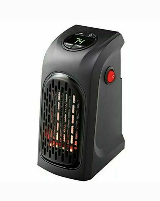 ONTEL Handy Heater HEAT-MC12/4 Plug Outlet Speace Heater