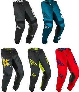 Fly Racing Kinetic Rockstar Mesh Dirt Bike Motocross Riding Pants Gear MX//ATV 16