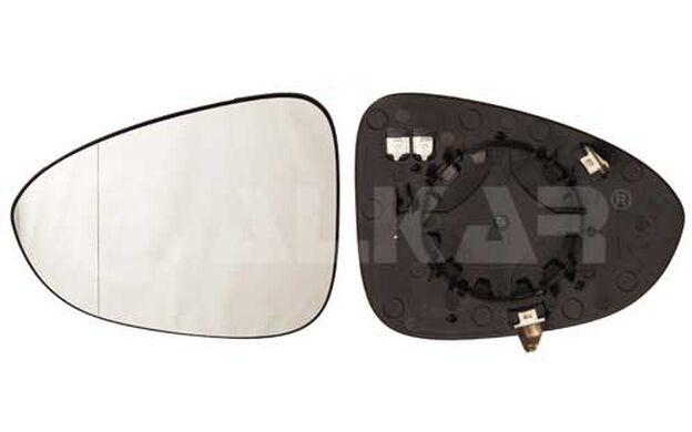 ALKAR Cristal de espejo, retrovisor exterior para OPEL ZAFIRA 6471443