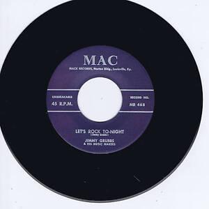 JIMMY-GRUBBS-LET-039-S-ROCK-TONIGHT-YOU-039-RE-GONE-KILLER-GUITAR-ROCKABILLY-BOPPER