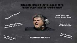 Air-Raid-Texas-Tech-Wide-Receivers-Coaching-Football-DVD-Playbook-034-Hot-Item-034