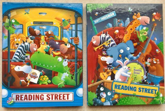 1st Grade Scott Foresman Reading Street Unit 4 5 2 Books New