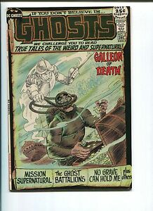 GHOSTS #2 9.0/9.2 NM- ORIGINAL OWNER! NICE PAGES TAKE A LOOK!