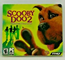Scooby Doo 2 Monsters Unleashed Jewel Case Edition Pc Games 2005 For Sale Online Ebay
