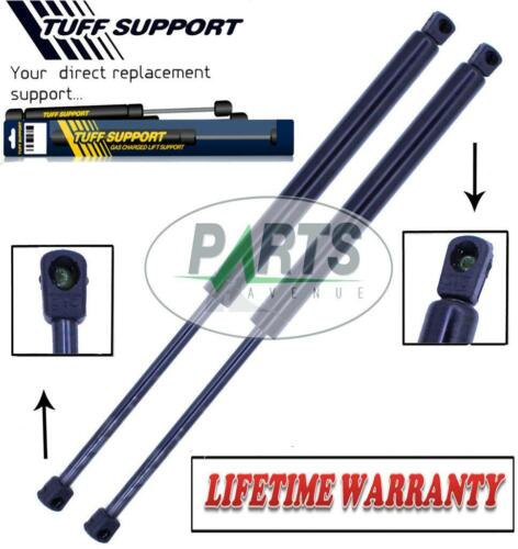 2 FRONT HOOD LIFT SUPPORTS SHOCKS STRUTS ARMS PROPS RODS DAMPER CONVERTIBLE