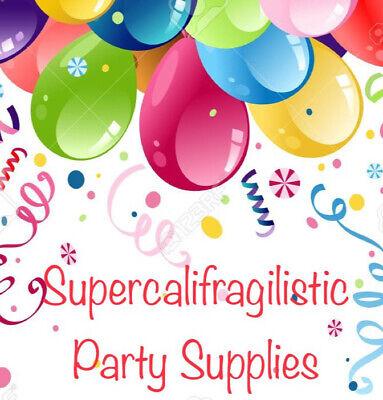Supercalifragilistic Party Suplies